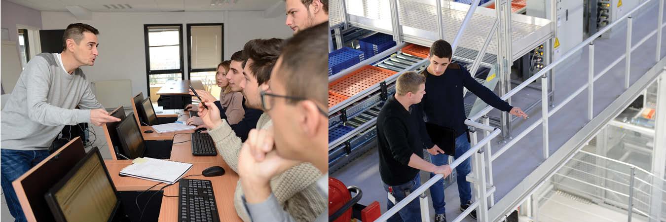 Nos jeunes talents développent la performance industrielle en entreprise