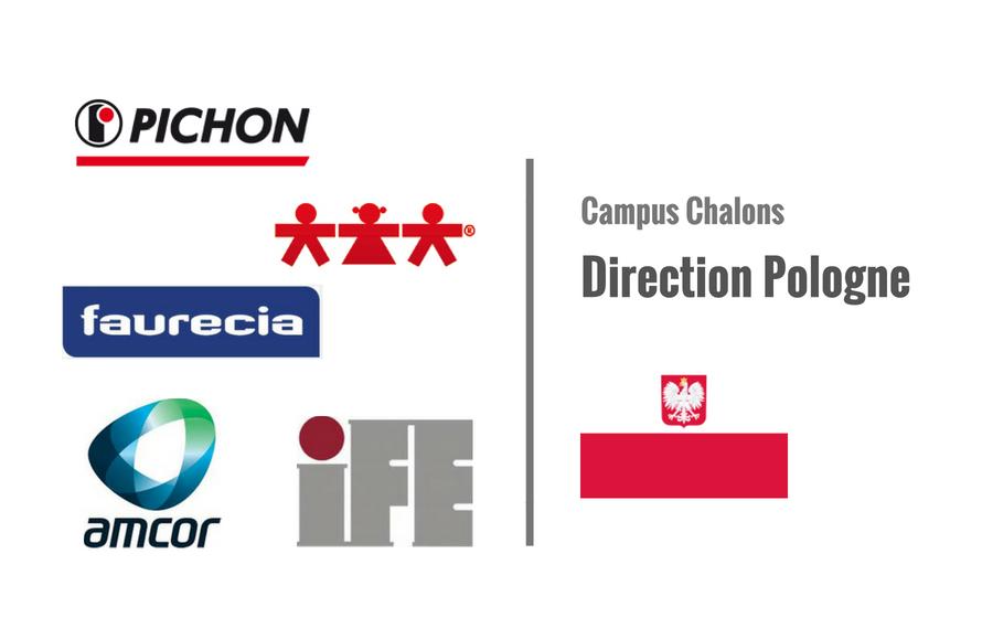 Pichon, Faurecia, Amcor sont les entreprises industrielles visitées lors du séminaire international IPI