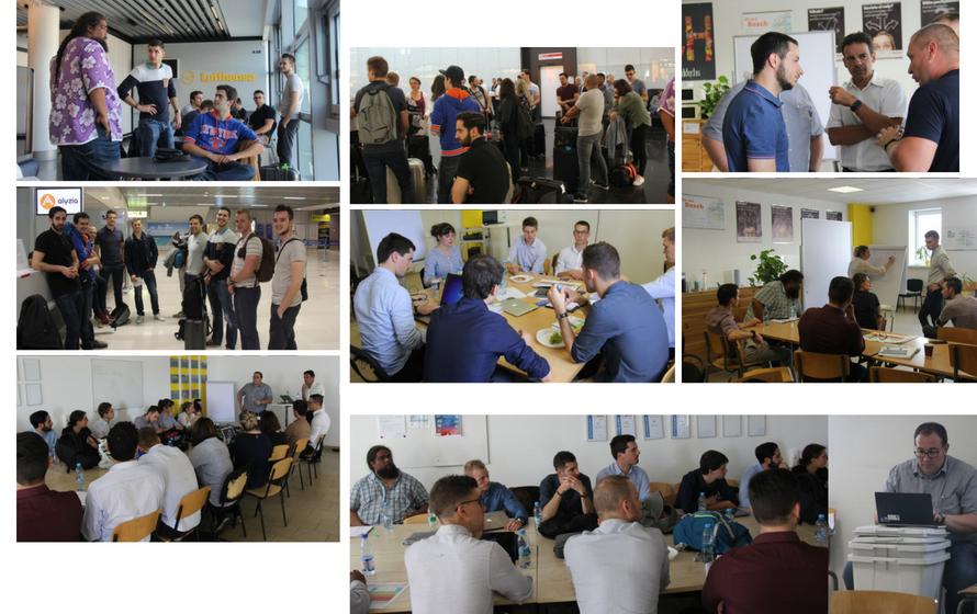 Premières approches de l'industrie européenne avec la visite de Bosch à Hatvan