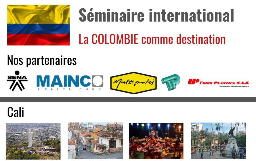 IPISUP, les bacs+5 en séminaire en Colombie