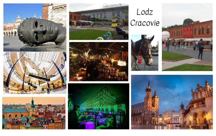 Châlons en séminaire à Lodz et Cracovie