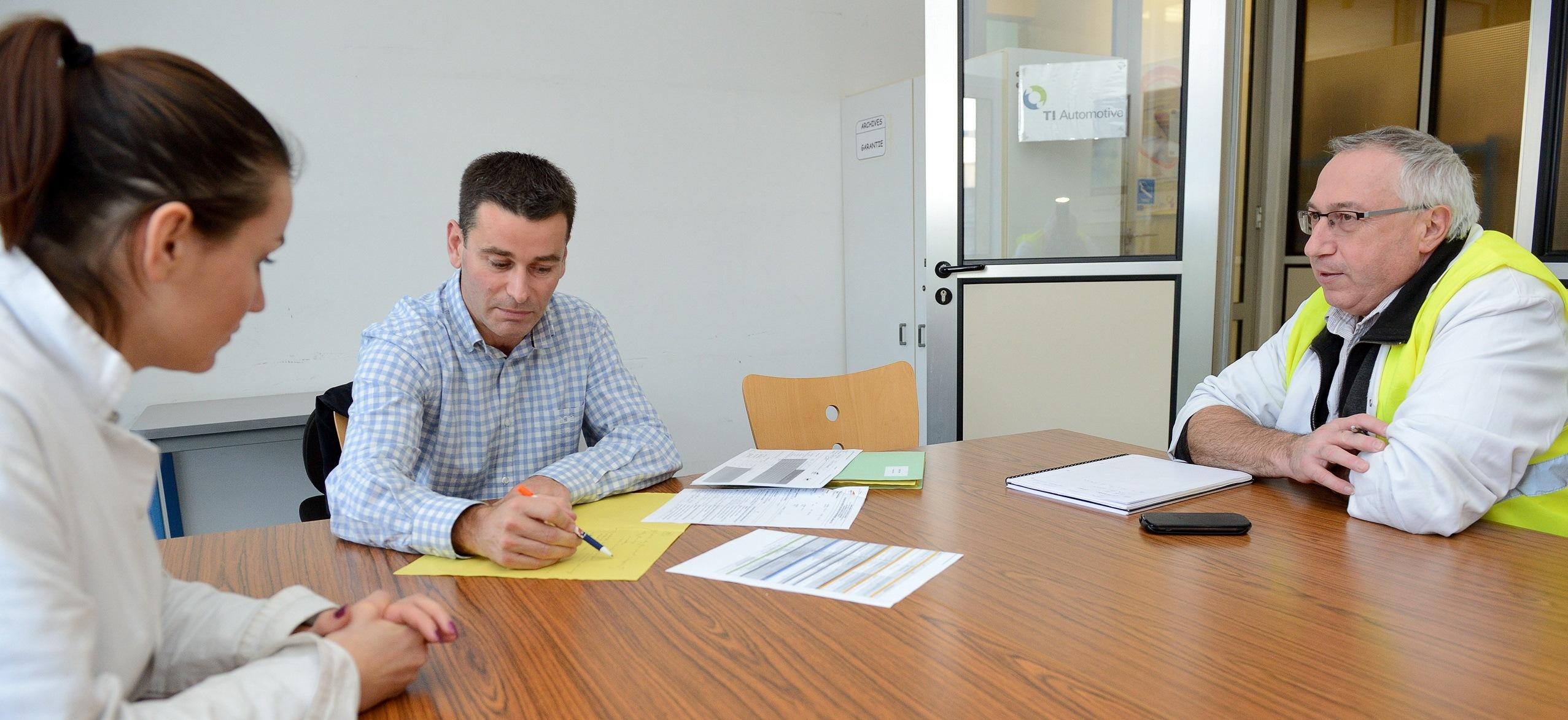 L'IPI assure des formations aux tuteurs, référents de l'entreprise pour l'alternant